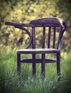 silla para entrenar